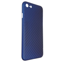Чохол Anyland Carbon Ultra thin для Apple iPhone 7/8/SE Blue