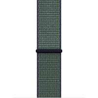 Ремінець для Apple Watch (38-40mm) Sport Loop Nike Mint/Black
