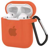Silicone Case for AirPods Orange (13)