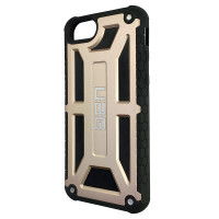 Чохол UAG Monarch iPhone 8 Gold (HC)
