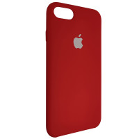 Чохол Copy Silicone Case iPhone 7/8 China Red (33)
