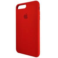 Чохол HQ Silicone Case iPhone 7/8 Plus Red