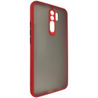 Чехол Totu Camera Protection для Xiaomi Redmi 9 Red