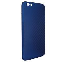 Чохол Anyland Carbon Ultra thin для Apple iPhone 6 Blue