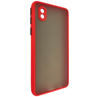 Чохол Totu Camera Protection для Samsung A01 Core (A013) Red