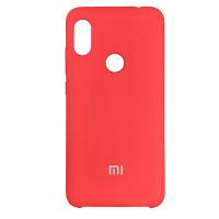 Чохол Silicone Case for Xiaomi Redmi Note 6 Red (14)