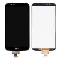 Дисплейний модуль LG K10 K410, K10 K420N, K10 K430DS, K10 K430DSF, K10 K430DSY, Black