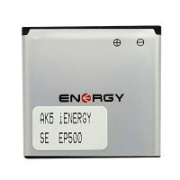 Акумулятор iENERGY SONY ERICSSON EP500 (1200 mAh)