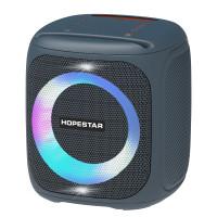 Портативна колонка Hopestar Party 100 LED (Блакитний)
