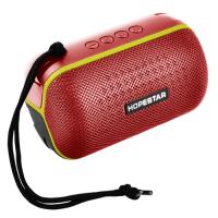 Портативна колонка Hopestar T6 mini (Червоний)