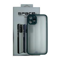 Чохол Space 2 Smoke Case for iPhone 11 Pro Max Green