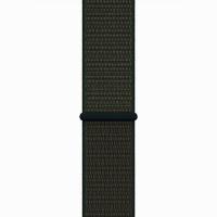 Ремінець для Apple Watch (42-44mm) Sport Loop Dark Green