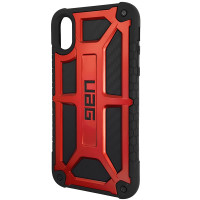 Чохол UAG Monarch iPhone X/XS Red (HC)