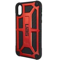 Чехол UAG Monarch iPhone X/XS Red (HC)