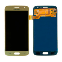 Дисплейний модуль Samsung J210 Galaxy J2 duos 2016 (TFT), Gold
