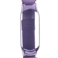 Ремінець для фітнес браслету Mi Band 5 Milanese Violet