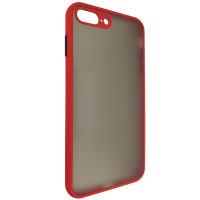 Чехол Totu Camera Protection для Apple iPhone 7/8 Plus Red