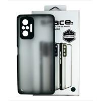 Чохол Space 2 Smoke Case for Xiaomi Redmi Note 10 Pro Black
