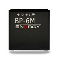 Акумулятор iENERGY NOKIA BP-6M (1000 mAh)