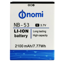 Акумулятор Original Nomi NB53 (2100 mAh)