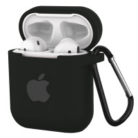 Silicone Case for AirPods Black (18)