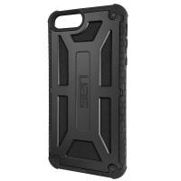 Чехол UAG Monarch iPhone 7/8 Plus Black (HC)