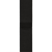 Ремінець для Apple Watch (42-44mm) Milanese Black
