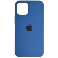 Чохол Copy Silicone Case iPhone 12 Mini Cobalt Blue (20)