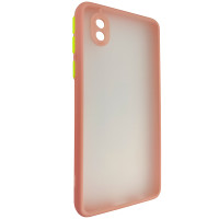 Чехол Totu Camera Protection для Samsung A01 Core (A013) Pink