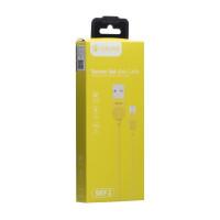 Кабель Celebrat Sky-2m Micro Yellow