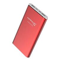 Power Bank Konfulon A3Q, PD+QC 3.0 10000 mAh Red