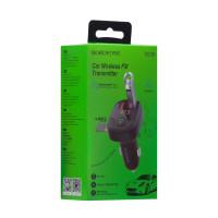FM-трансмітер Borofone DE35 Soaring QC3.0 Bluetooth V5.0