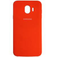 Чохол Silicone Case for Samsung J400 Orange (13)