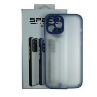 Чохол Space 2 Smoke Case for iPhone 12 Pro Max Blue