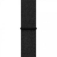 Ремінець для Apple Watch (42-44mm) Sport Loop Black
