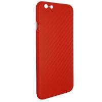 Чохол Anyland Carbon Ultra thin для Apple iPhone 6 Red