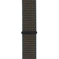 Ремінець для Apple Watch (42-44mm) Sport Loop Nike Orange/Green