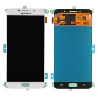 Дисплейний модуль Samsung A710H Galaxy A7 (2016) (Super AMOLED) (Service Pack Original), White
