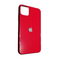 Чохол Glass Case для Apple iPhone 11 Pro Max Red