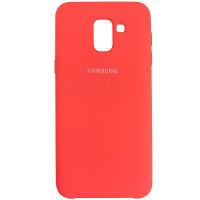 Чохол Silicone Case for Samsung J600 Rose Powder (6)
