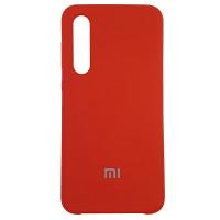 Чохол Silicone Case for Xiaomi Mi 9 Se Red (14)