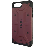 Чохол UAG Pathfinder iPhone 7/8 Plus Wine Red (HC)