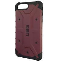 Чохол UAG Pathfinder iPhone 7/8 Plus Wine Red (HC)