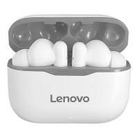 Безпровідна гарнітура Lenovo LP1 White/Silver