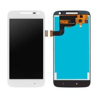 Дисплейний модуль Motorola Moto G4 Play (XT1600, XT1601, XT1602, XT1603, XT1607, XT1609), White