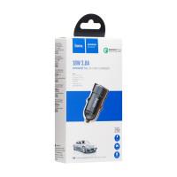 Автомобільний Зарядний Пристрій Hoco Z32 Speed Up QC3.0 18W 3A