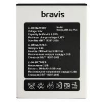 Акумулятор Original Bravis A505 Joy Plus (2400 mAh)