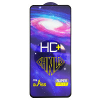 Захисне скло Heaven HD+ для Samsung A31/A22 (0,2 mm) Black