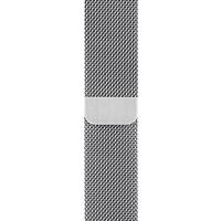 Ремінець для Apple Watch (38-40mm) Milanese Silver