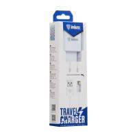 Мережевий Зарядний Пристрій Inkax CD-01 Micro White